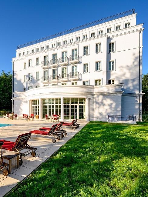 Grand Hotel Heiligendamm Außenansicht