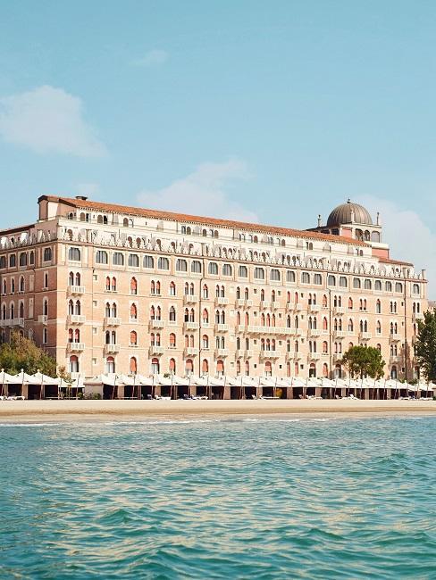 Hotel Excelsior Venice Lido Resort Außenansicht