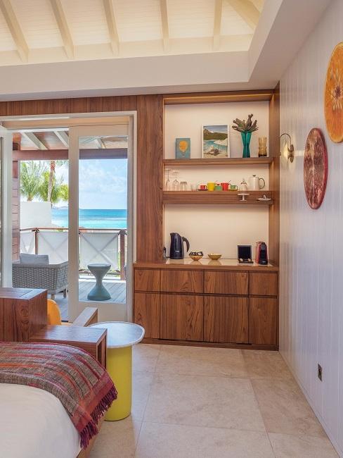 Eden Rocks St Barth Beach Room Hotelzimmer