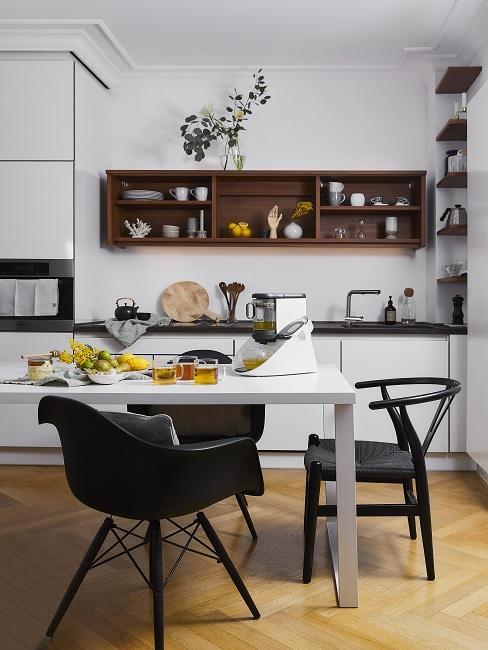 Moderne Küchen Regal Möbel