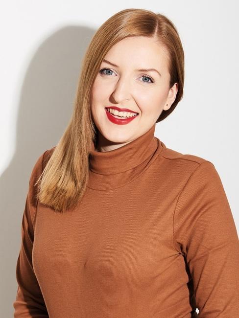 Anna Oporska autorka bloga Learning from Hollywood