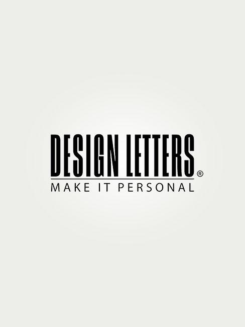 Design Letters Becher