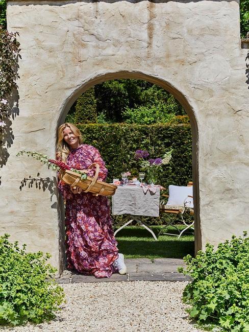 Wallerstein Gardens Prinzessin Anna zu Oettingen Wallerstein