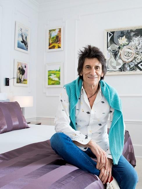 El Palace Barcelona Suite by Ronnie Wood