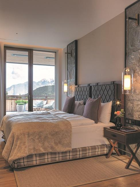 Interalpen Hotel Tyrol Panorama Suite Grand