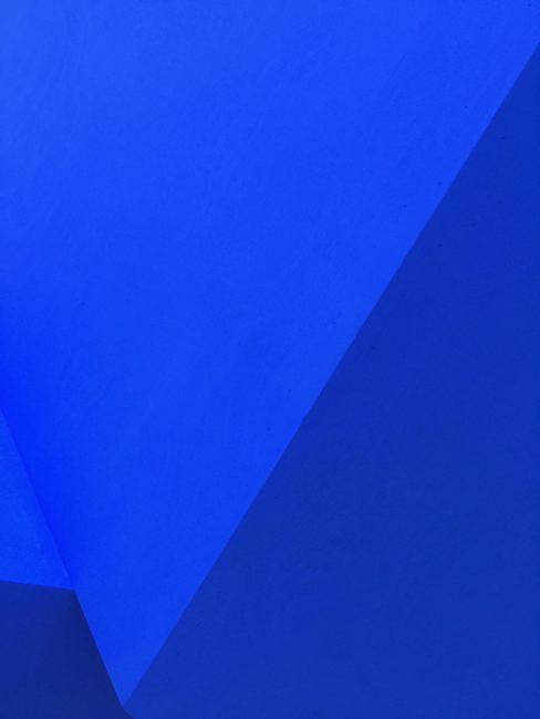 couleur bleu saphir