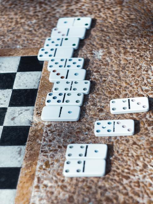 Jeu de domino