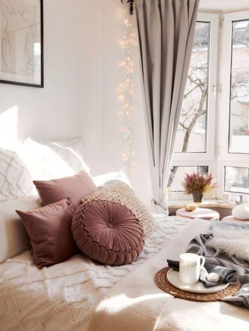 cuscini in velluto