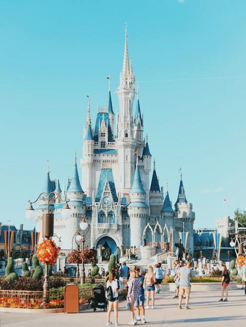 Disneyland parijs kasteel
