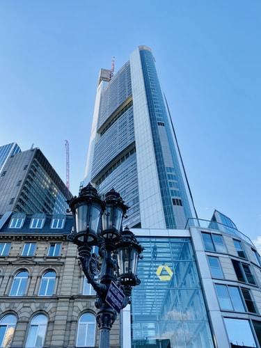 Siedziba Commerzbanku we Frankfurcie nad Menem