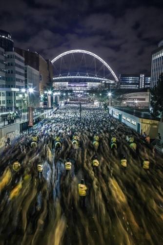 Stadion Wembley w Londynie