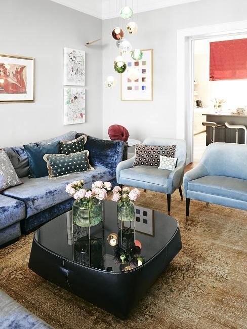 Stilmix Wohnzimmer Eccentric Style