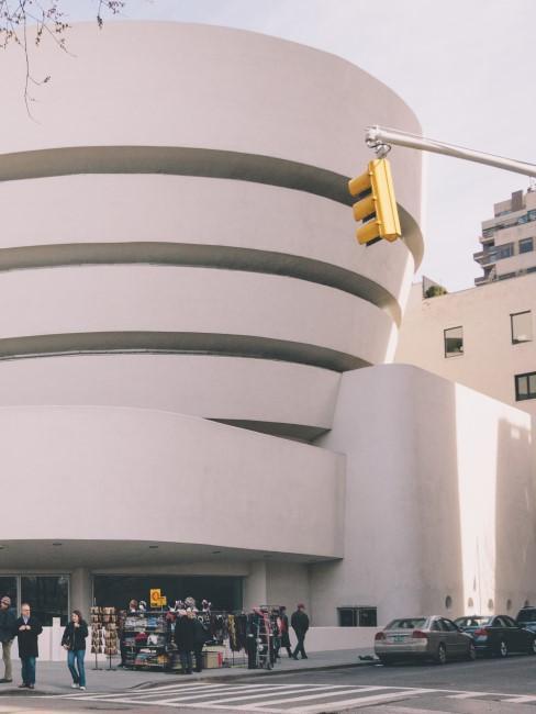 El Museo Solomon R. Guggenheim, de Nueva York