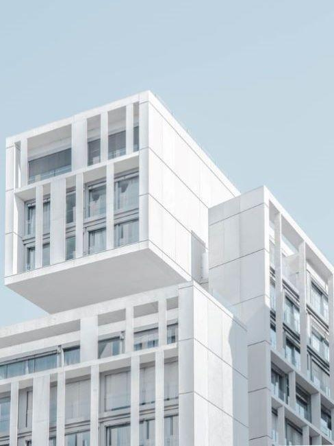 abbinamento colori facciata esterna minimal