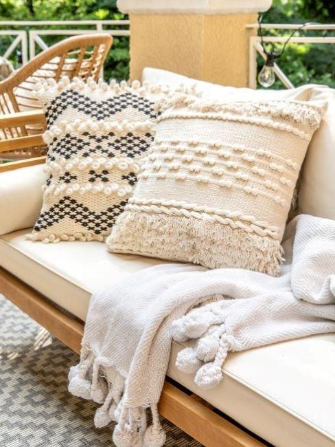 cuscini decorativi stile boho