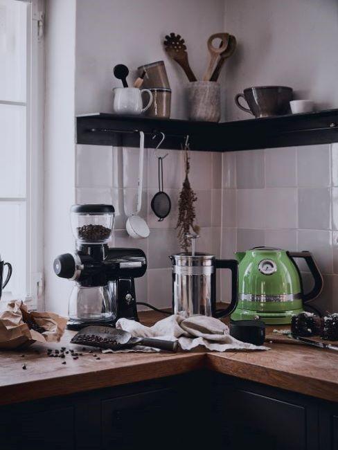 macina caffè kitchenaid