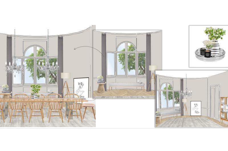 Mobili sala da pranzo