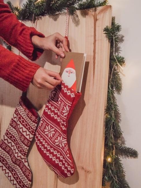 Biglietti di Natale fai da te