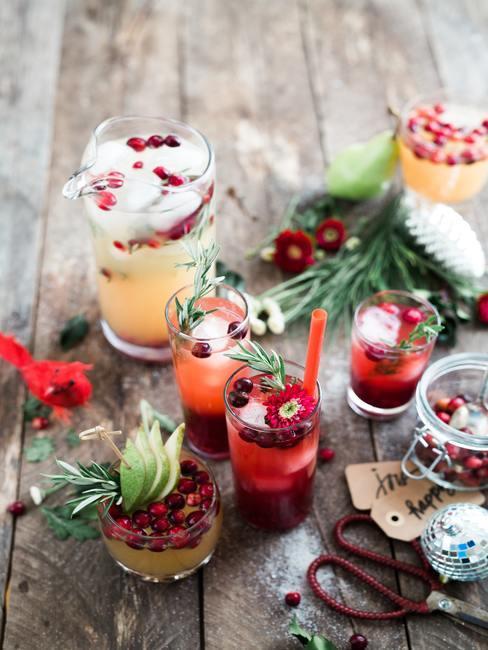 Verwarmende drankjes voor koude winteravonden.