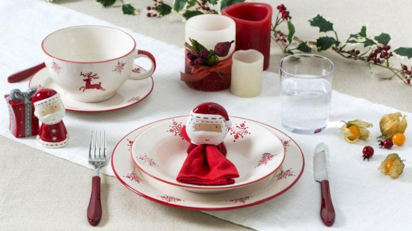 Vánoční talíře