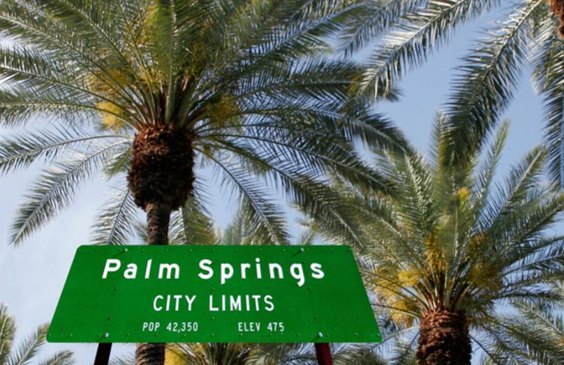 Sommer in Palm Springs