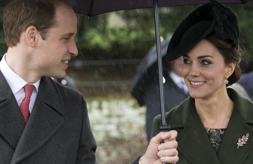 Styl aristokracie: princ William a Kate Middleton