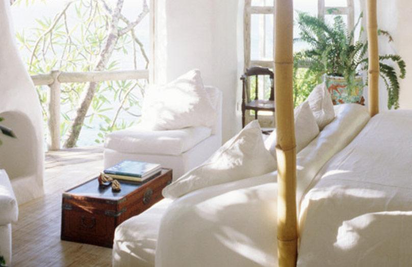 Ráj na zemi: karibský styl u vás doma