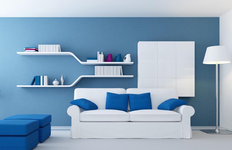 Blau – die perfekte Sommerfarbe