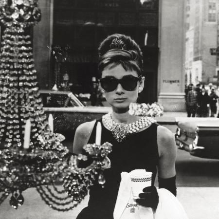Cómo vivir como Audrey Hepburn en 'Desayuno con diamantes'