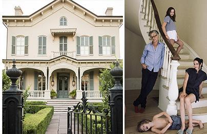 Sara Ruffin Costello : Une maison à la Nouvelle-Orléans