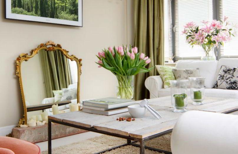 10 idee per rinnovare il salotto