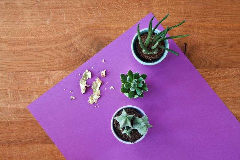Vasi, Vasi decorati con foglia oro, Decorazioni, Ispirazione, Fai da te