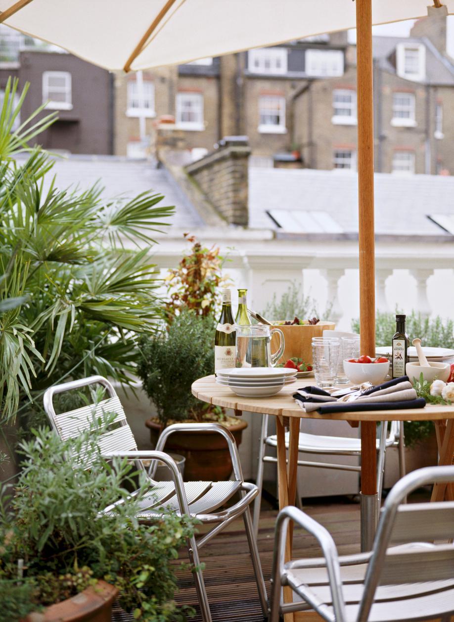 Westwing, Decorare il balcone, Arredamento, Decorazioni, Fiori, Idee, Outdoor, Primavera