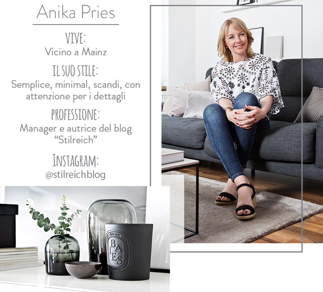 casa di campagna Anika Pries