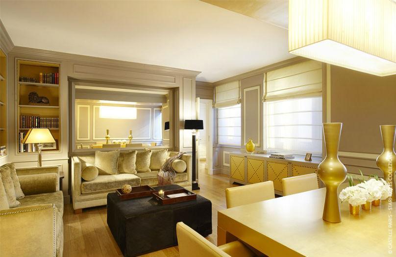 Dolce vita parigina: Castille Paris – Starhotels Collezione