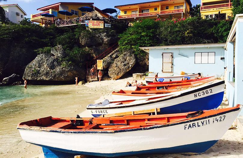 Een tropisch leven op Curaçao