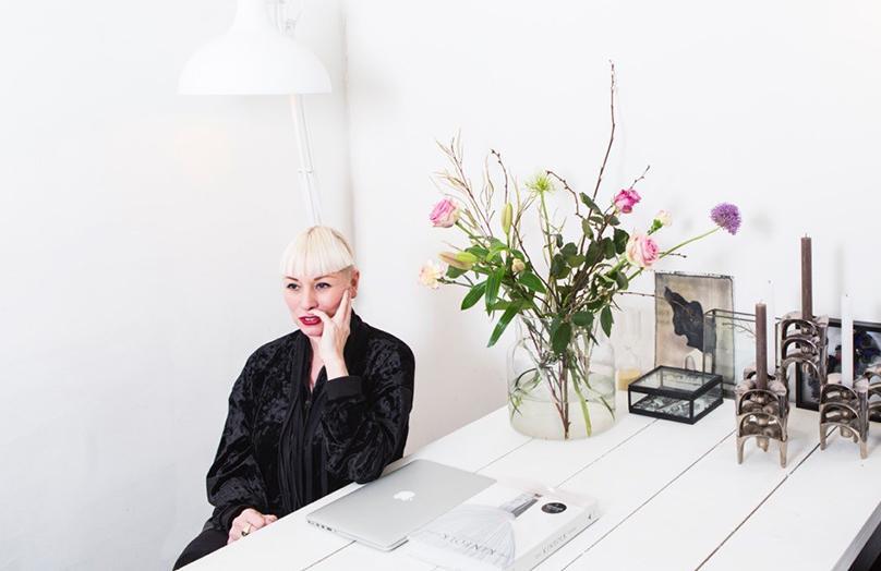 Op bezoek bij FashionWeek's 'big boss' Iris Ruisch