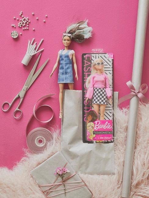 Barbie als Einschulungsgeschenk