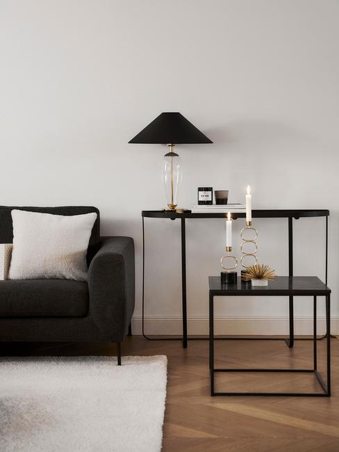 Salotto minimalista