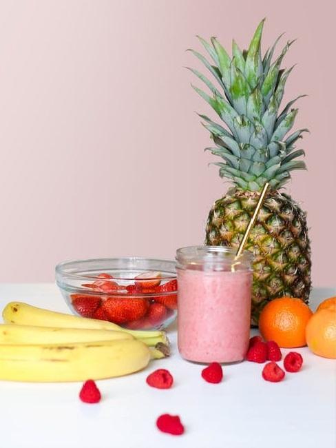 centrifuga di frutta e verdura