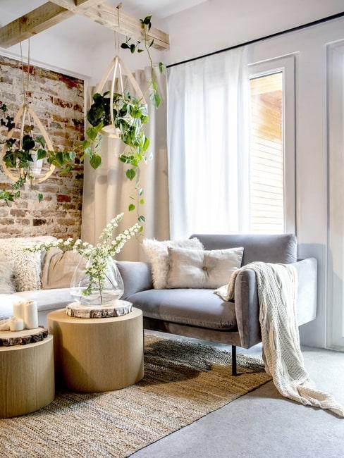 Moderní obývací pokoj 9