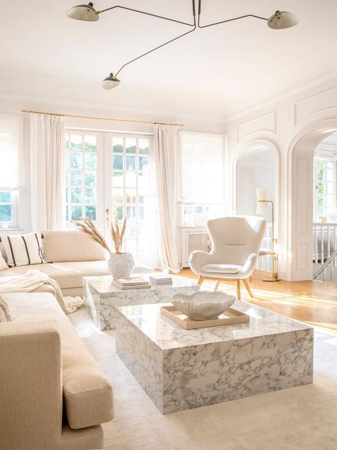 luxusní obývací pokoj 27
