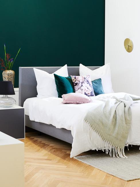 Skandinávský styl ložnice 5