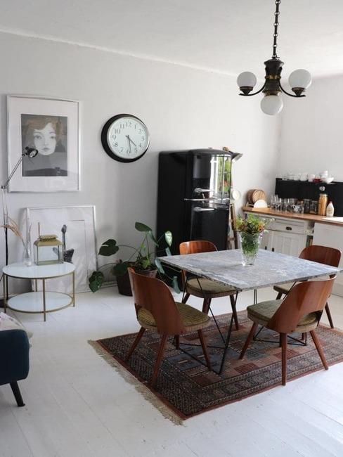 Ukázka interiérového designu pokoje