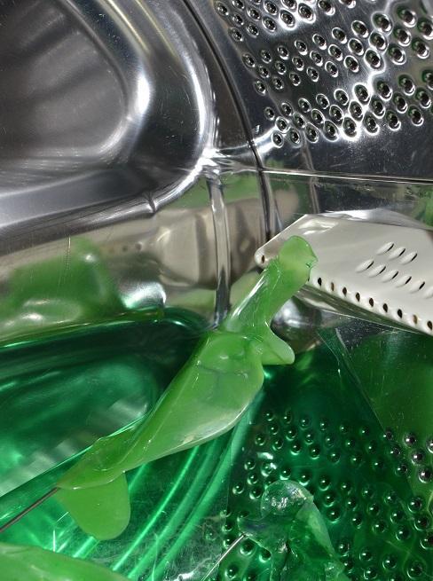 čištění pračky 2