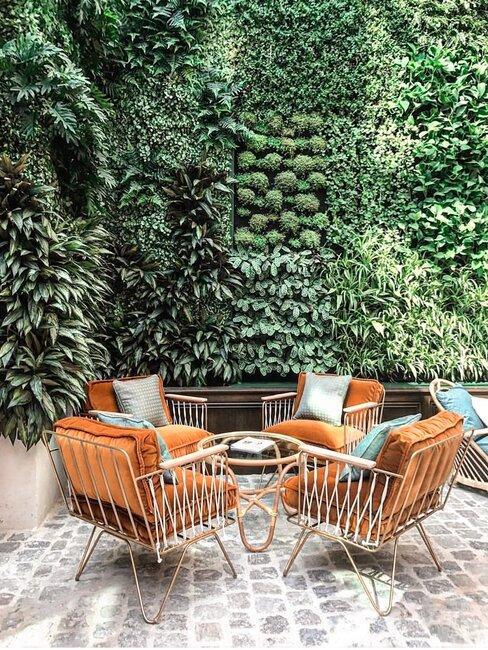 Luxusní zahrada 4