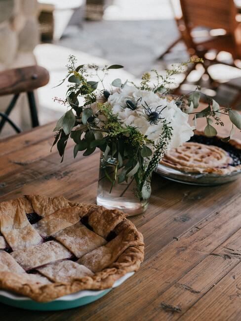 zahradní hostina