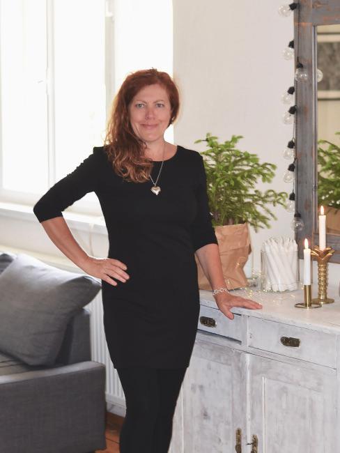 Autorka blogu Jane at Home a její profilový obrázek
