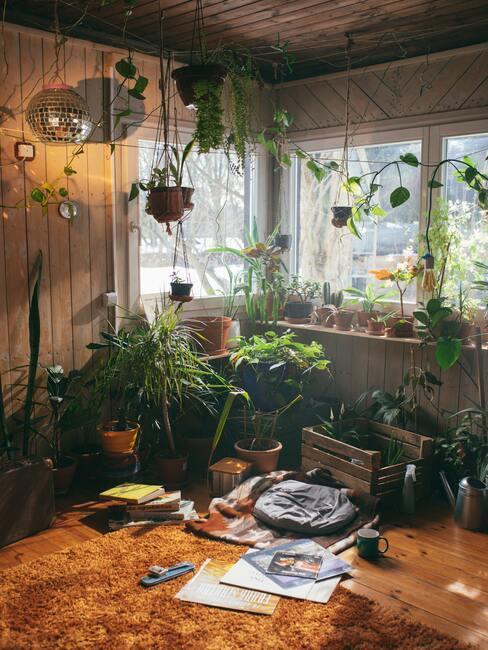 Zimní zahrada inspirace