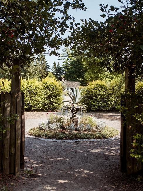 Francouzské zahrady inspirace 10